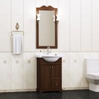Комплект мебели для ванной комнаты КЛИО 50 Opadiris (орех антикварный)