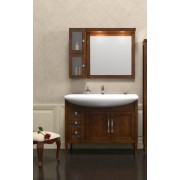 Комплект мебели для ванной комнаты МИРАЖ 100 (массив бука) Opadiris