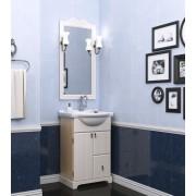 Комплект мебели для ванной комнаты КЛИО 50 Opadiris (белый)