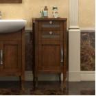 Комод - тумба для ванной комнаты МИРАЖ 44 (светлый орех) Opadiris