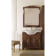 Комплект мебели для ванной комнаты ТИБЕТ 80 Opadiris (орех антикварный) решетка