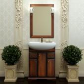 Комплект мебели для ванной комнаты АРЛЕКС 65 Opadiris (светлый орех)