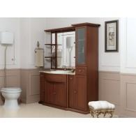 Комплект мебели для ванной комнаты КОРСО ОРО № 7 (орех антикварный) Opadiris
