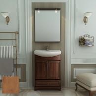 Комплект мебели для ванной комнаты КАРЛА 65 (нагал) Opadiris