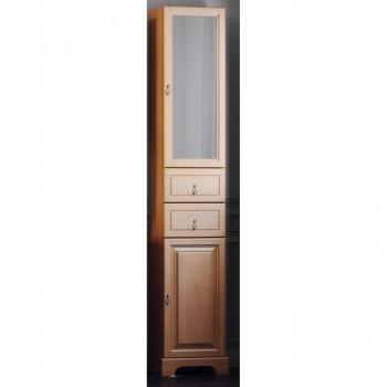 Пенал для ванной комнаты ГРЕДОС L/R (итальянский орех и нагал) Opadiris