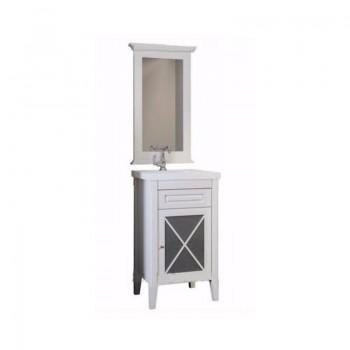 Комплект мебели для ванной комнаты Палермо 50 (белый) Opadiris