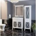Комплект мебели для ванной комнаты Палермо 75 (белый) Opadiris