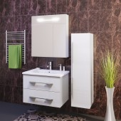 Комплект мебели для ванной комнаты ОКТАВА 60 Opadiris