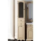 Пенал для ванной комнаты РИСПЕКТО 40 (слоновая кость) Opadiris