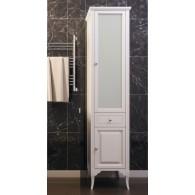 Пенал для ванной комнаты Глория L/R (слоновая кость) Opadiris
