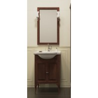 Комплект мебели для ванной комнаты Глория 55 Opadiris (светлый орех)