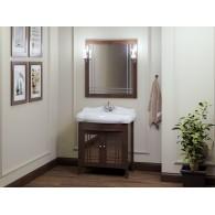 Комплект мебели для ванной комнаты Сакура 80 Opadiris (светлый орех)
