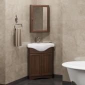 Комплект мебели для ванной комнаты Клио 45 угловой правый Opadiris (нагал)