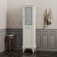 Пенал для ванной комнаты БОРДЖИ 45 Opadiris (слоновая кость)
