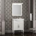 Комплект мебели для ванной комнаты МИРАЖ 65 (слоновая кость) Opadiris