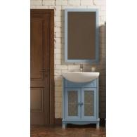 Комплект мебели для ванной комнаты ОМЕГА 55 (голубой) Opadiris