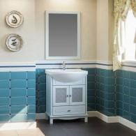 Комплект мебели для ванной комнаты ОМЕГА 65 (голубой) Opadiris