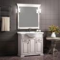 Комплект мебели для ванной комнаты РИСПЕКТО 95 Opadiris (орех белый)