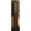 Пенал для ванной комнаты РИСПЕКТО 30 (орех антикварный) Opadiris