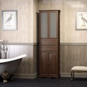 Пенал для ванной комнаты РИСПЕКТО 60 (орех антикварный) Opadiris