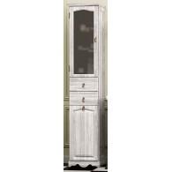 Пенал для ванной комнаты РИСПЕКТО 40 (орех белый) Opadiris