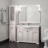 Комплект мебели для ванной комнаты РИСПЕКТО 120 Opadiris (орех белый)