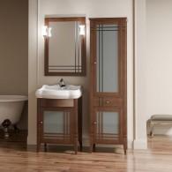Комплект мебели для ванной комнаты Сакура 60 Opadiris (светлый орех)