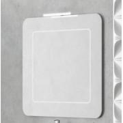 Зеркало Зафирро 65 SMILE (белый)