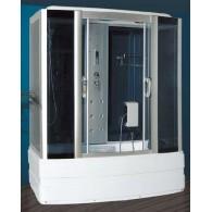 Душевая кабина Rich 9019Р-1 (1700*860*2150) с парогенератором и гидромассажной ванной