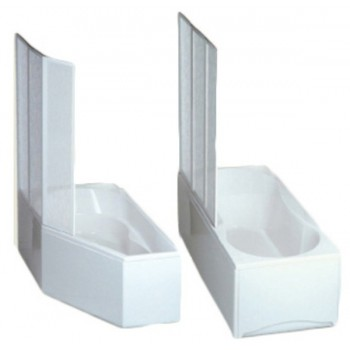 Шторка на ванну Riho N110/3000 90х90