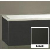 Боковой экран для ванны Riho Panel Decor Wood Black 75