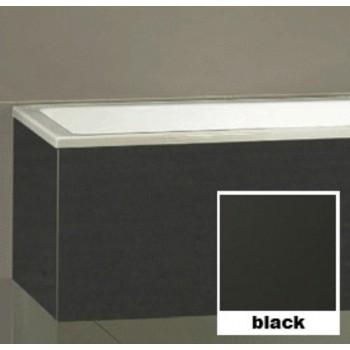 Боковой экран для ванны Riho Panel Decor Wood Black 90