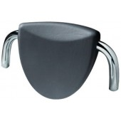 Подголовник для ванны Riho AH 09 Claudia black/silver