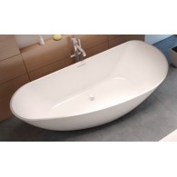 Ванна из литого мрамора GRANADA 190х90 Riho