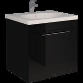 Тумба SCORZA Laconica 60 1 ящик с раковиной Gustavsberg