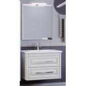 Комплект мебели для ванной комнаты Касабланка 60 SMILE (бежевый)