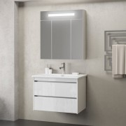 Комплект мебели Smile Фреш 80 (белый)
