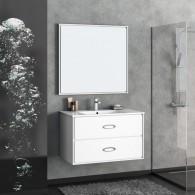 Комплект мебели для ванной комнаты Smile Монтэ 120 белый