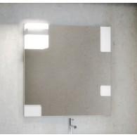 Зеркало Smile Санторини 100 белый