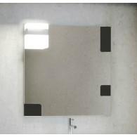 Зеркало Smile Санторини 100 серый