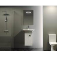Комплект мебели для ванной комнаты Smile Торус 50 бежевый