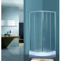 Душевой угол Timo TL-9001 90x90 FABRIC GLASS