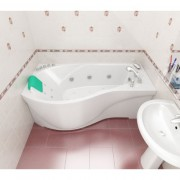 Акриловая ванна Мишель 1800x960 Triton (правая)