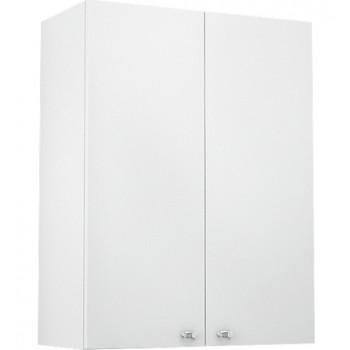 """Шкаф навесной Triton """"Локо - 60"""" (белый глянец), две двери"""