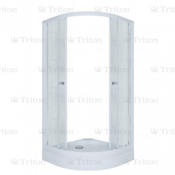 Душевой уголок Тритон Риф 100х100 А (низкий поддон)