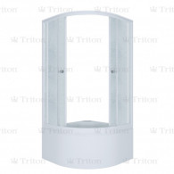 Душевой уголок Тритон Риф 90х90 Б (высокий поддон)