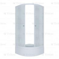 Душевой уголок Тритон Риф 100х100 В (средний поддон)