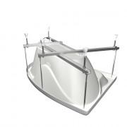 Стальной каркас для ванны Изабель 170х100 Triton