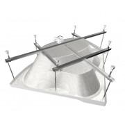 Каркас для ванны Троя 150x150 Triton