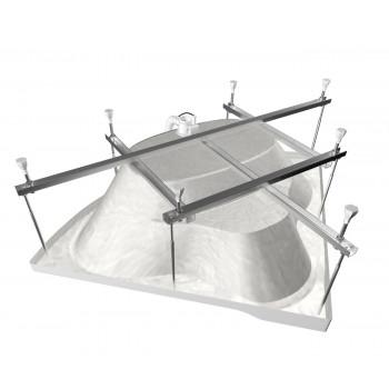 Стальной каркас для ванны Эрика Triton
